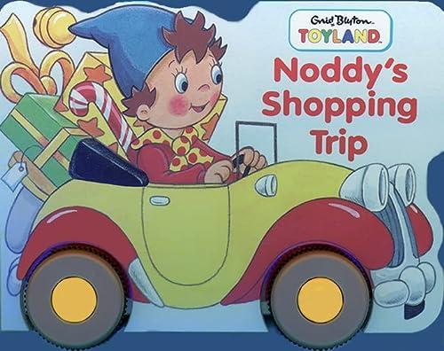 9780001360945: Noddy's Shopping Trip: Wheels Book (A wheelie book)
