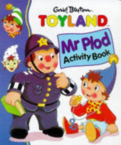 9780001360976: Mr Plod Activity Book (Noddy)