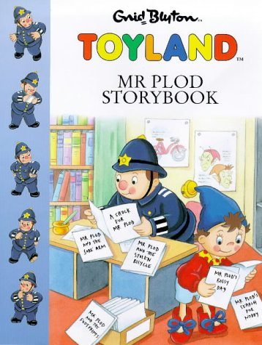 9780001361034: Mr Plod Storybook