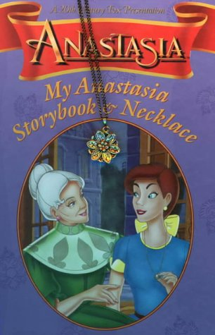 9780001361133: Anastasia Storybook and Necklace
