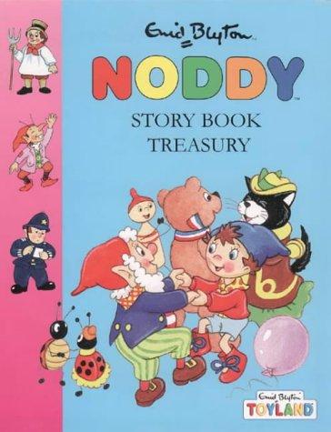 9780001361157: Noddy Storybook Treasury (Enid Blyton Toyland)