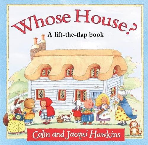 Whose House?: Hawkins, Colin, Hawkins,