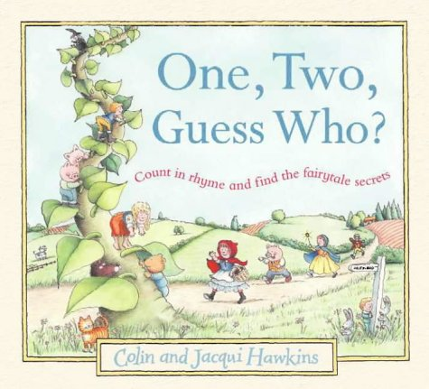 One, Two, Guess Who?: Hawkins, Colin, Hawkins,