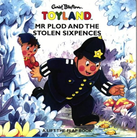 9780001361218: Mr.Plod and the Stolen Sixpences