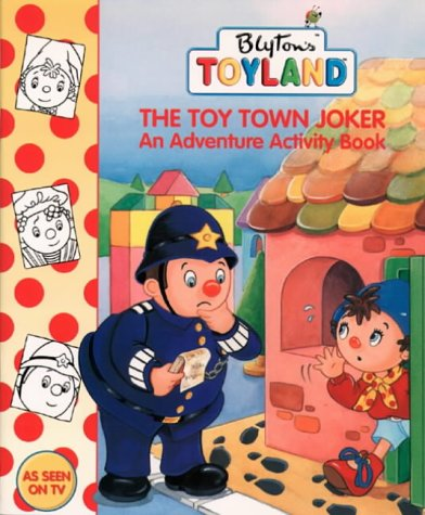9780001361256: The Toy Town Joker: Activity Book (Toy Town Stories)
