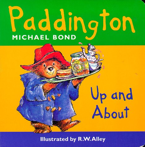 9780001361270: Paddington Bear Up and About