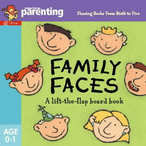 9780001361317: Family Faces (Practical Parenting)