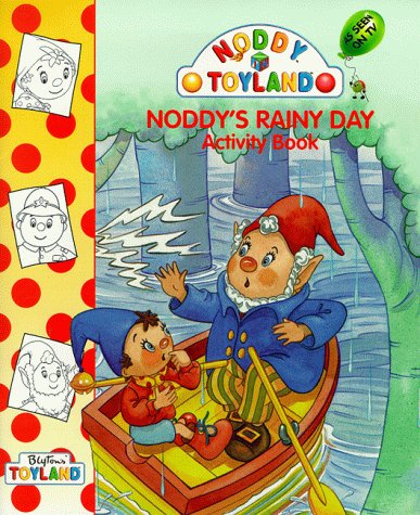 9780001361584: Noddy?s Rainy Day Activity Book