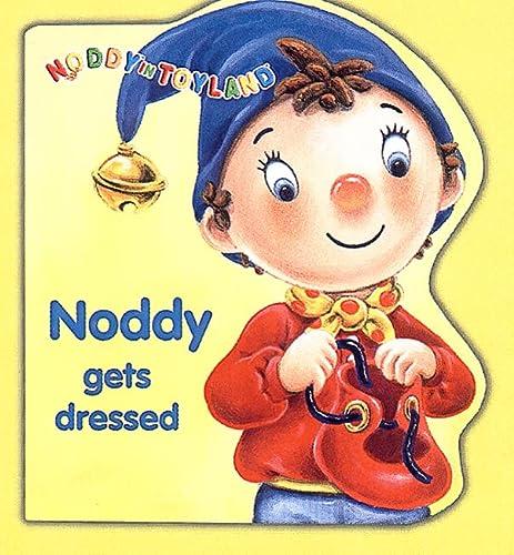 9780001361591: Noddy Gets Dressed (Noddy in Toyland)