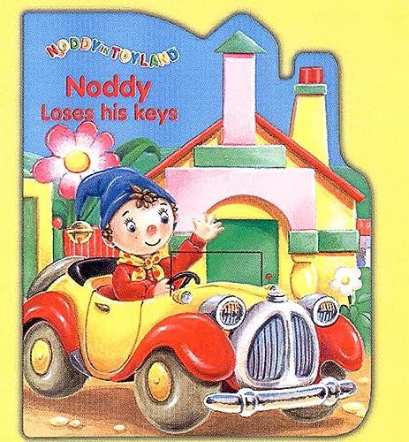 9780001361621: Noddy Loses His Keys (Noddy in Toyland)