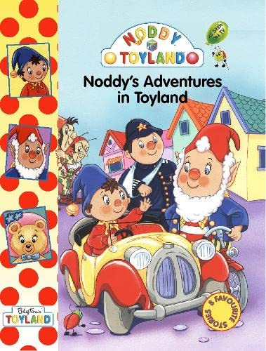 9780001361638: Noddy's Adventures in Toyland (Noddy)
