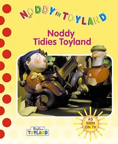 9780001361799: Noddy Tidies Toyland
