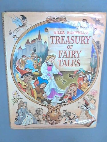 9780001371019: Hilda Boswell's Treasury of Fairy Tales