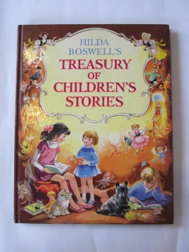 9780001371040: Hilda Boswell's treasury of children's stories: A new anthology of stories for the young