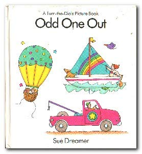 9780001372573: Odd One Out (Turn the Dial Picture Books)