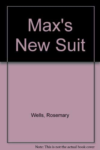 9780001372603: Max's New Suit