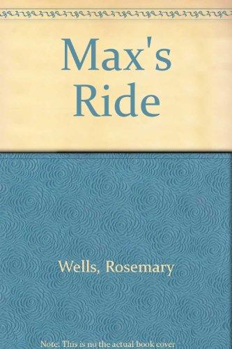 9780001372610: Max's Ride (Max)