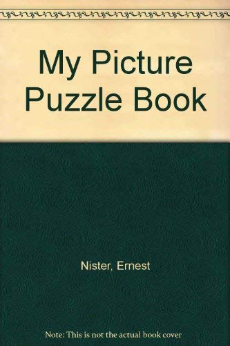 9780001373327: My Picture Puzzle Book