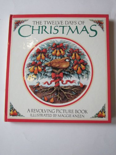 9780001373808: Twelve Days of Christmas: A Revolving Picture Book