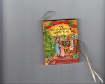 9780001374263: Miniature Three-Dimensional Carousels: Old-Fashioned Christmas: Old-Fashioned Christmas: Old-Fashioned Xmas