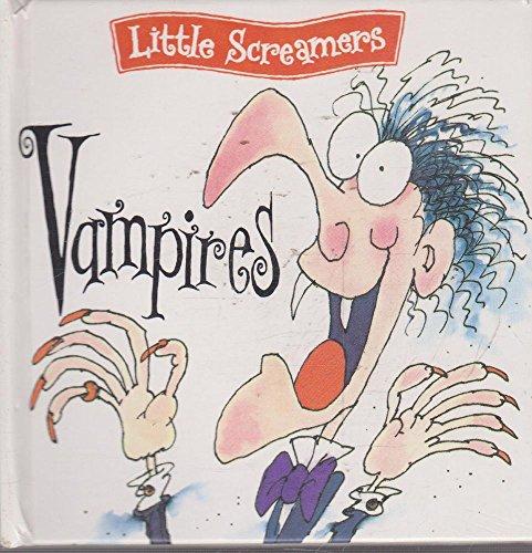 9780001374300: Vampires (Little Screamers)
