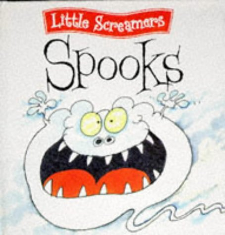 9780001374317: The Spooks (Little Screamers)