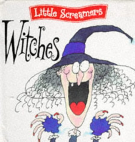 9780001374324: Witches (Little Screamers)
