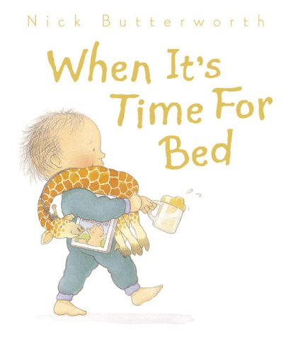 9780001374362: When It's Time for Bed (Collins Baby & Toddler)