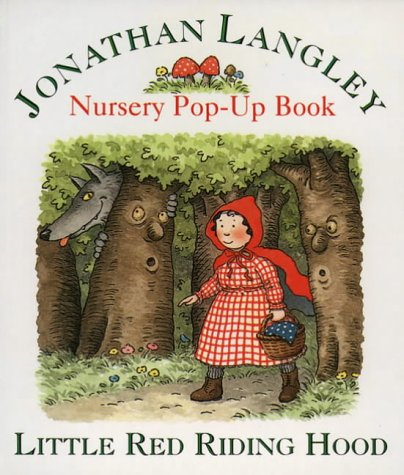 9780001374409: Nursery Pop- Up Book - Little Red Riding Hood (Collins Baby & Toddler)
