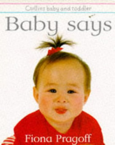 9780001374881: Baby Says (Collins Baby & Toddler)