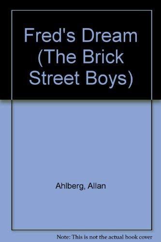 9780001380134: Fred's Dream (The Brick Street Boys)