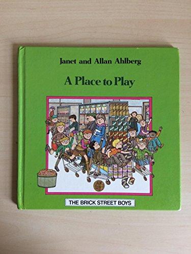9780001380158: A A Place to Play Brick St Boys (The Brick Street Boys)