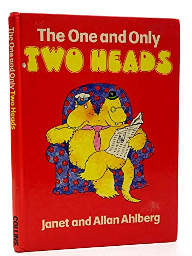 9780001380349: One and Only Two Heads, The