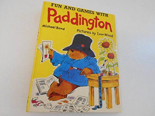 9780001380455: Fun and Games with Paddington