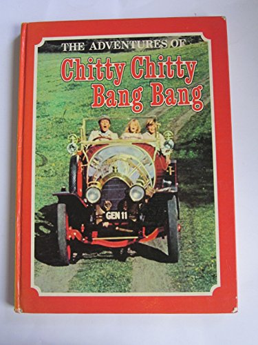9780001381155: The Adventures of Chitty Chitty Bang Bang: A special motion-picture edition