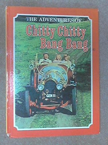 9780001381155: The Adventures of Chitty Chitty Bang Bang