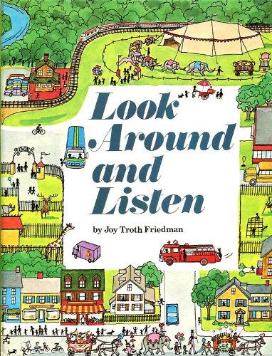 9780001381186: Look Around and Listen