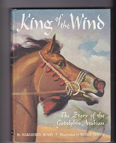 9780001381230: King of the Wind