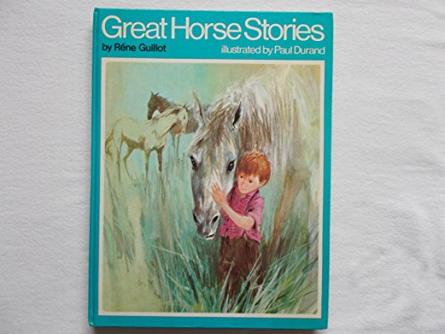 9780001381308: Great Horse Stories
