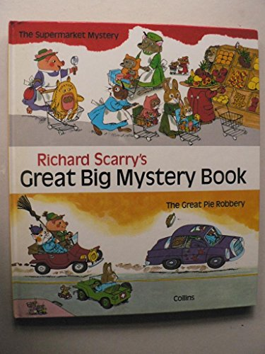 9780001381438: Great Big Mystery Book