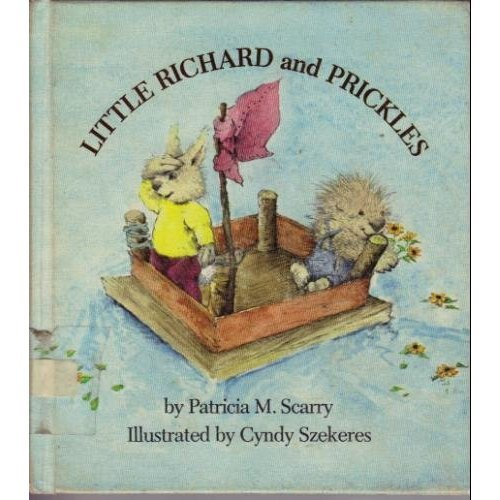 9780001381513: little richard and prickles
