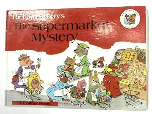 9780001381544: The Supermarket Mystery