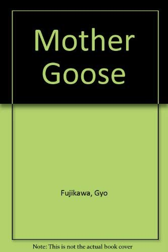 9780001381629: Mother Goose