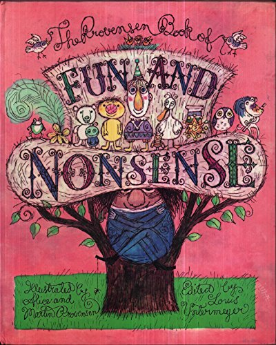 9780001381667: The Provensen book of fun and nonsense