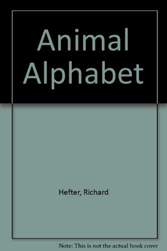 9780001382138: Animal Alphabet