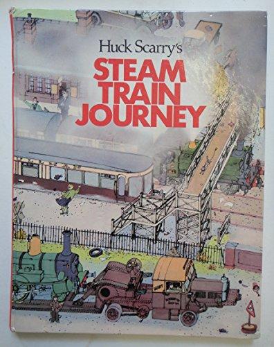 9780001382381: Steam Train Journey