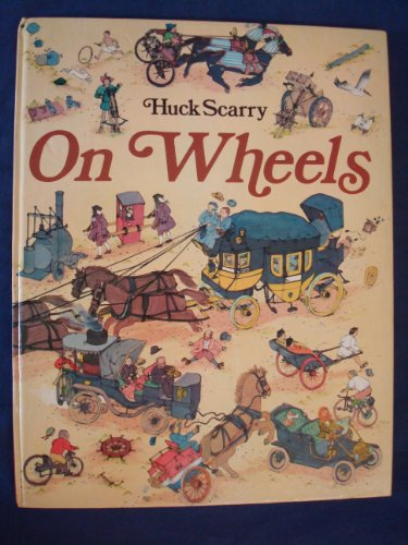 9780001382480: Huck Scarry on Wheels