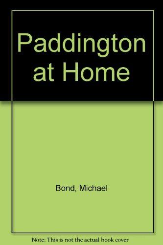 9780001382640: Paddington at Home