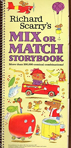 9780001382862: Mix or Match Storybook (Story Book)