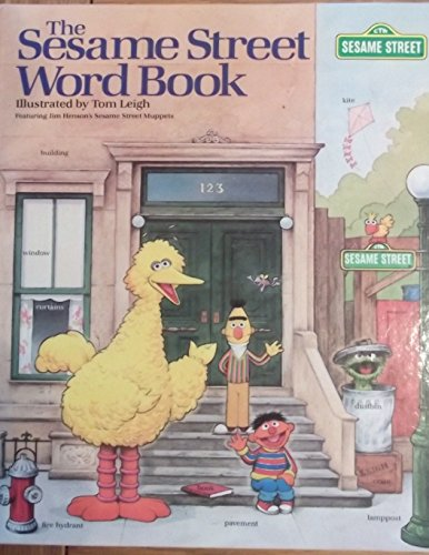 9780001383456: Sesame ST Word Book